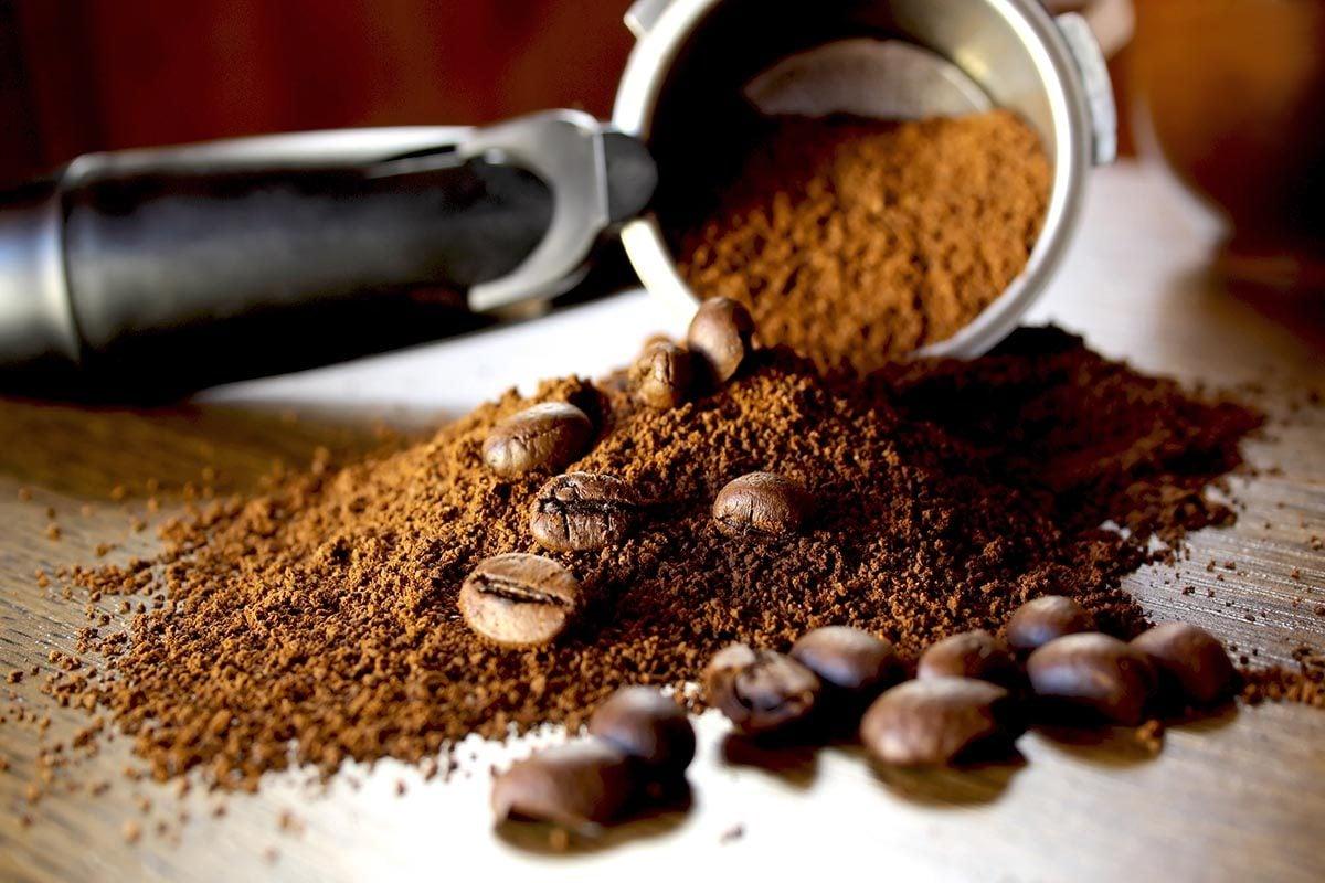 Le café et l'eau doivent être équilibré en quantité.