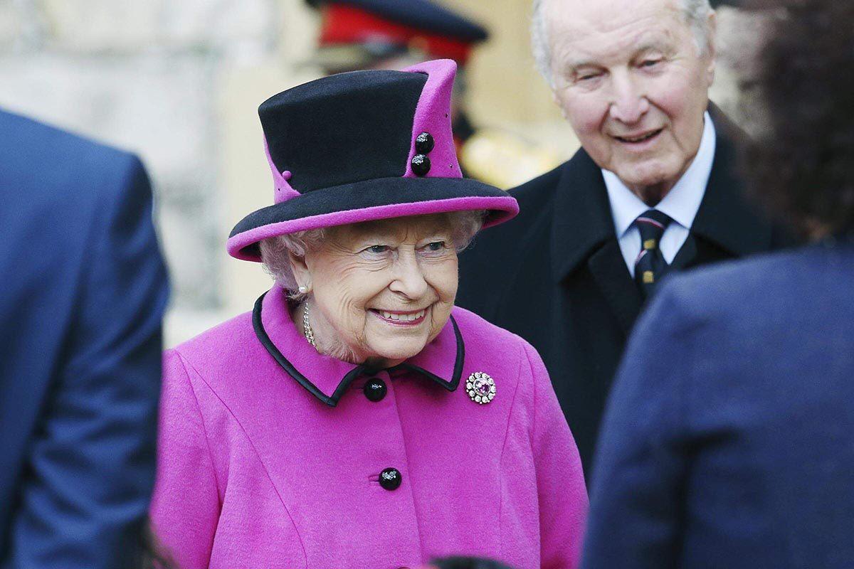 Le château de Windsor est l'un des endroits préférés de la reine.