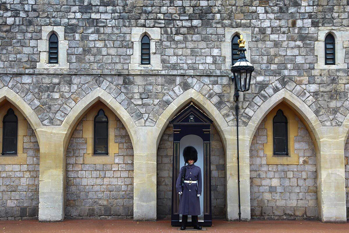 Le château de Windsor possède quelques bonnes histoires de fantômes.