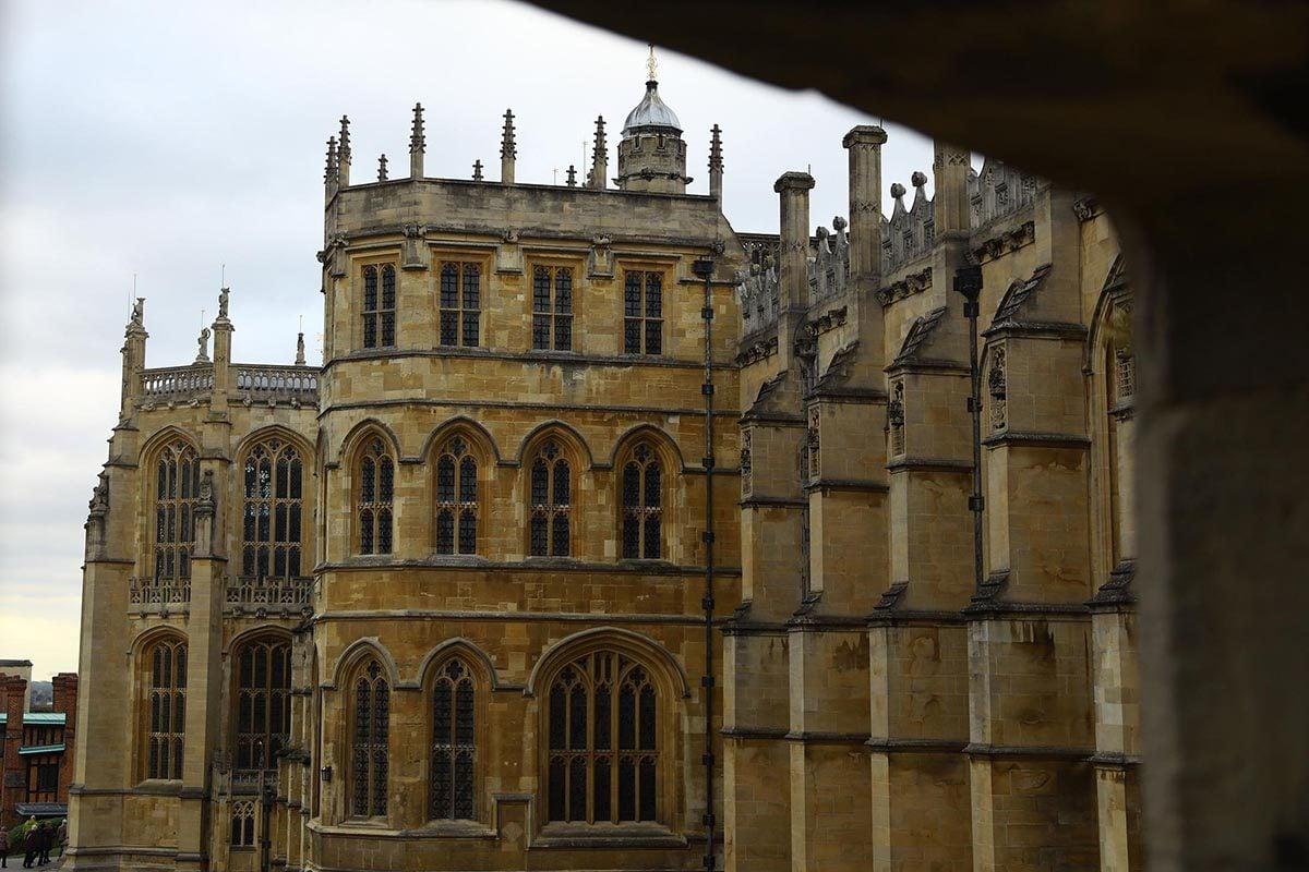 Le château de Windsor est le plus vieux château continuellement occupé au monde.