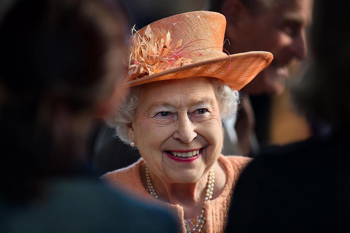 Au château de Windsor, la reine Élisabeth a dormi dans les donjons.