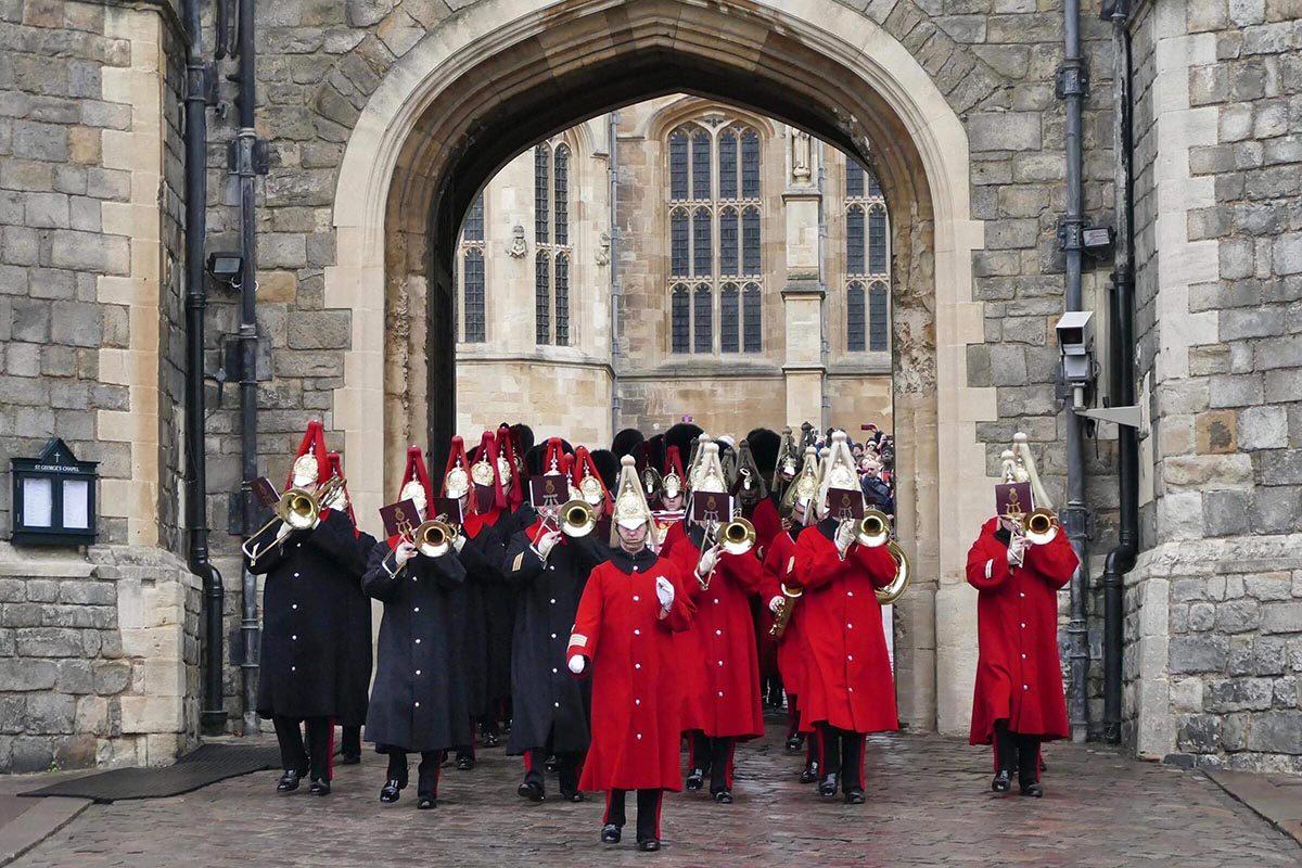 Le château de Windsor ne devait pas être une résidence royale.