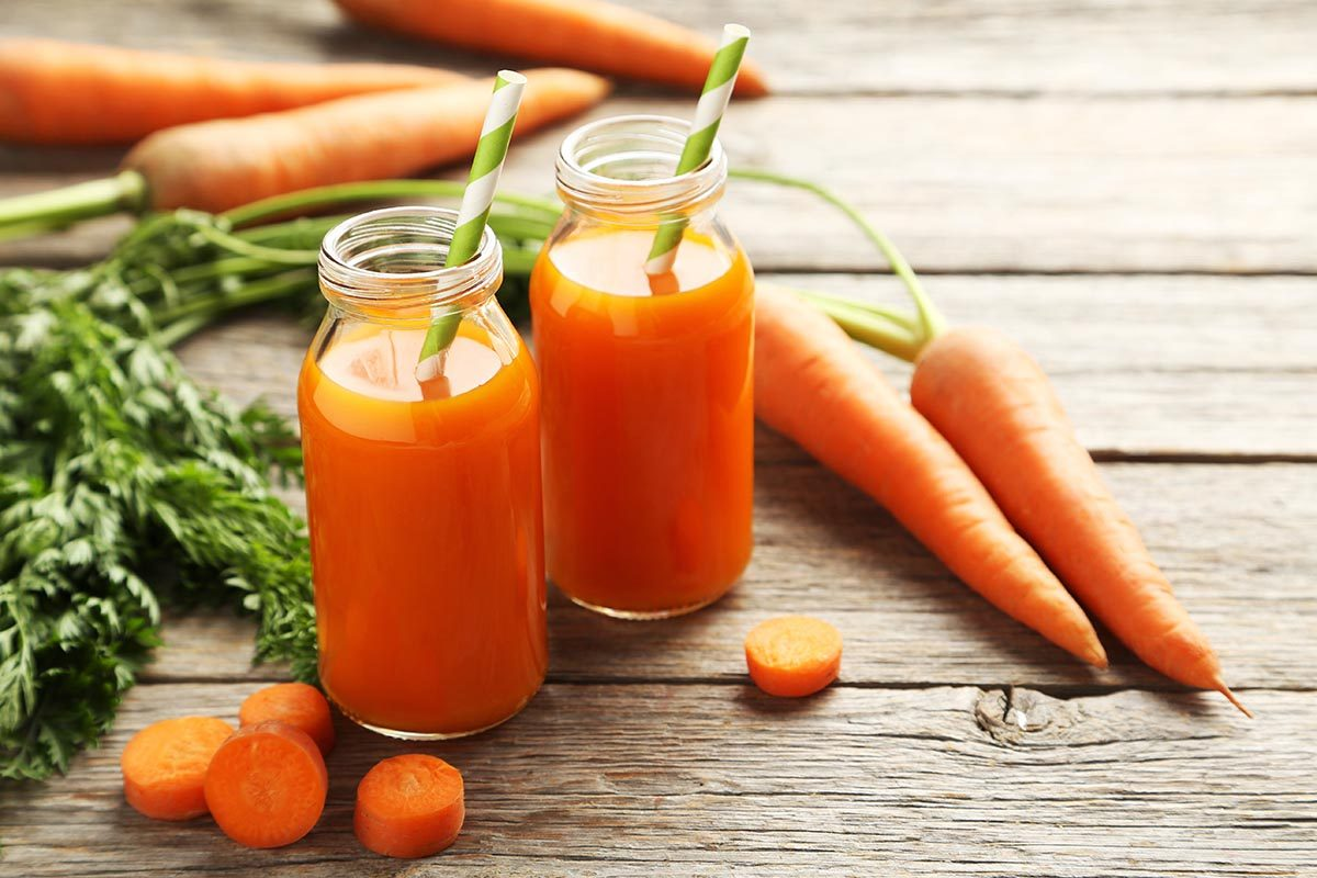 Pour combattre la fatigue, consommer du bêta carotène.