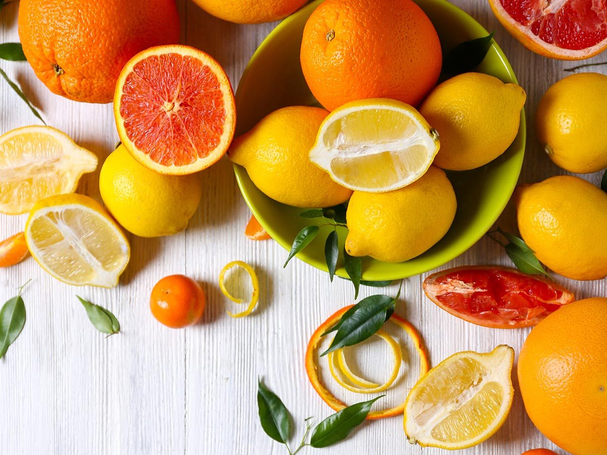 Pour combattre la fatigue, faites le plein de vitamine C.