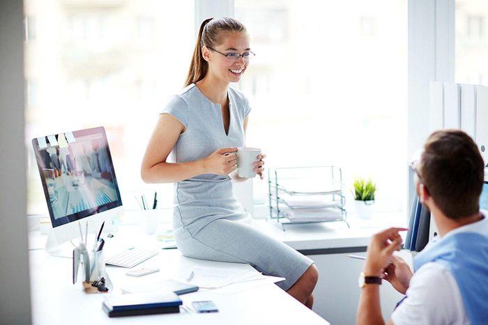 Compétences relationnelles recherchées : avoir du leadership.