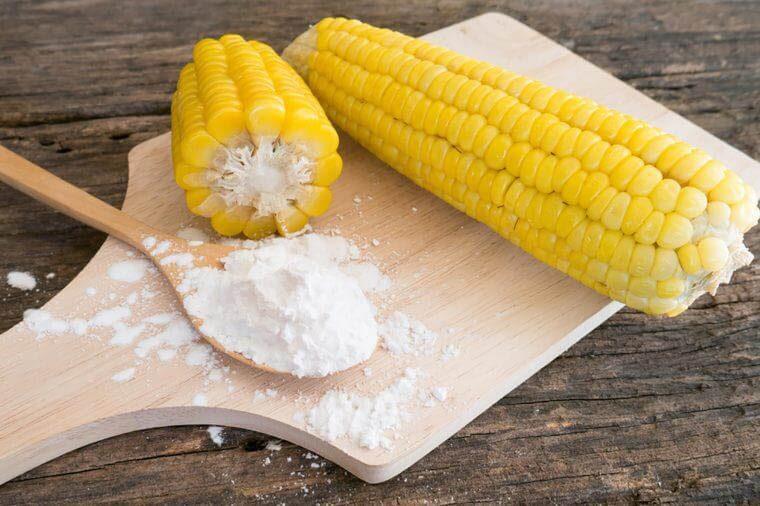 La date de péremption de la fécule de maïs n'a aucune importance.