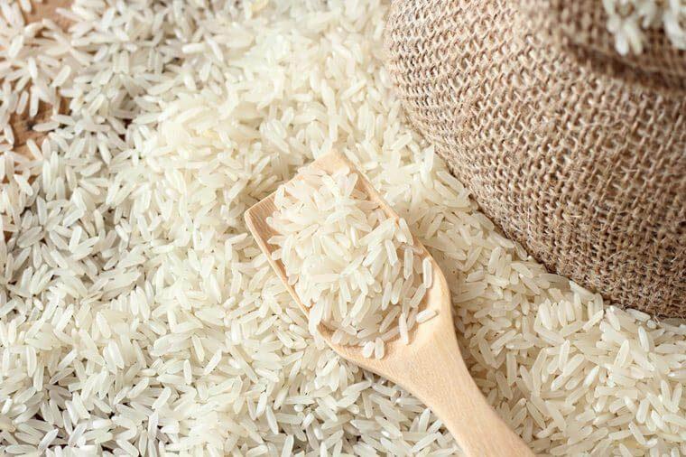 La date de péremption du riz blanc non cuit n'a pas besoin d'être respectée.