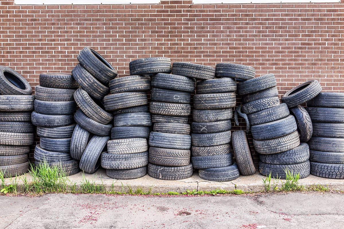 Les responsables des déchets sont l'agriculture et l'armée.