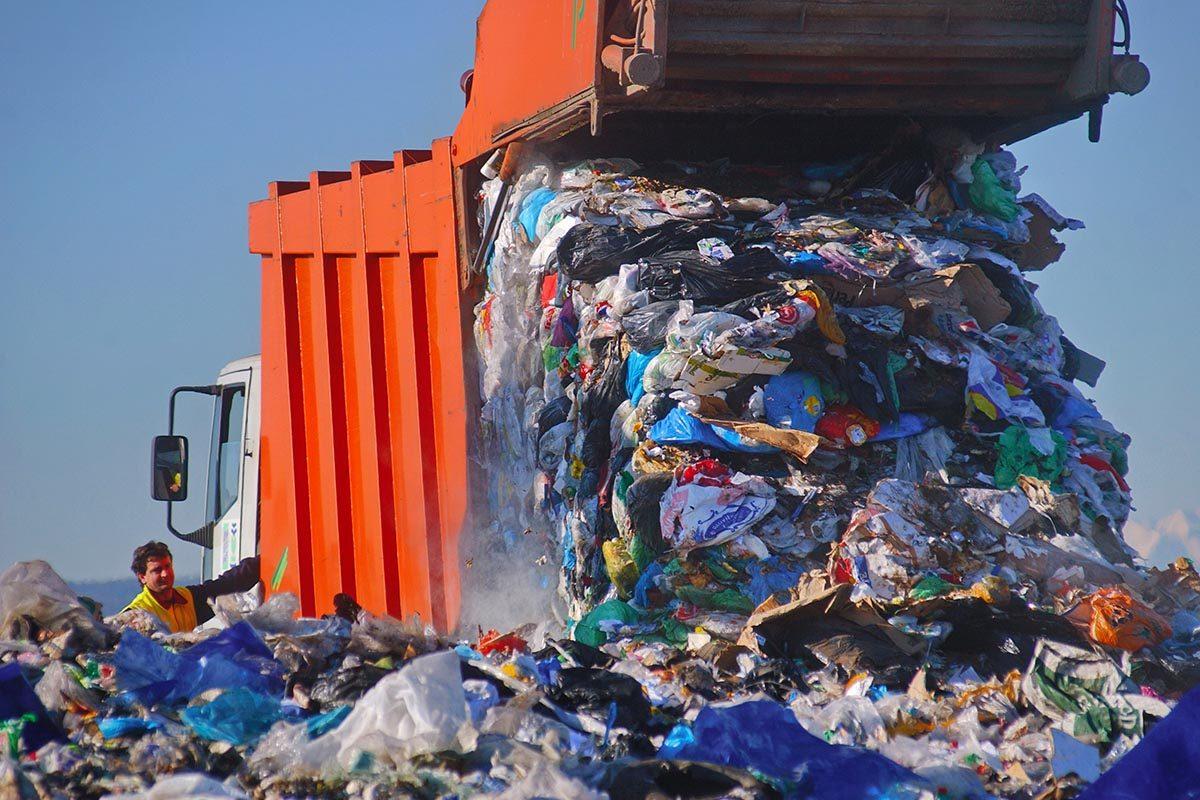 La gestion des déchets est une problématique nationale.