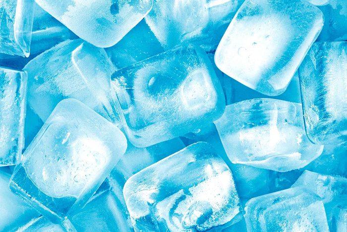 Vos dents peuvent être abîmées si vous croquez de la glace.