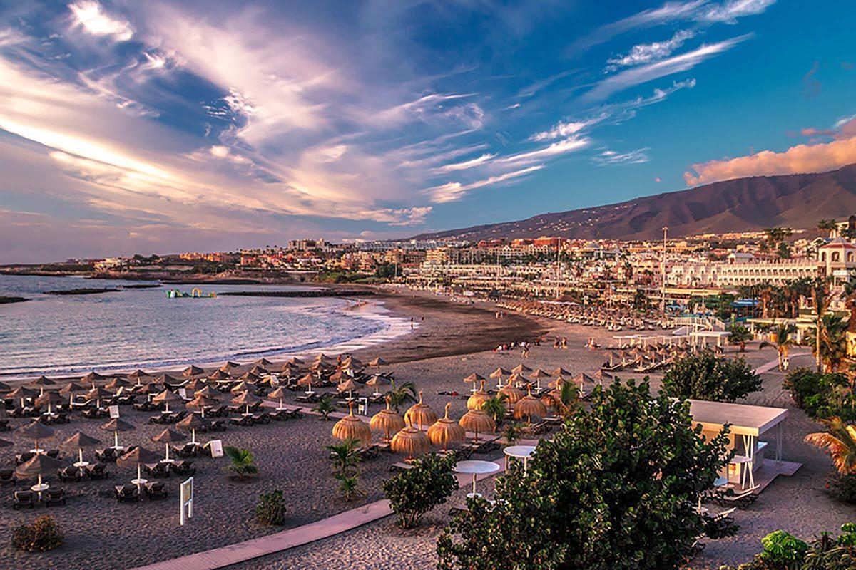 Destination au soleil : les îles Canaries espagnoles.
