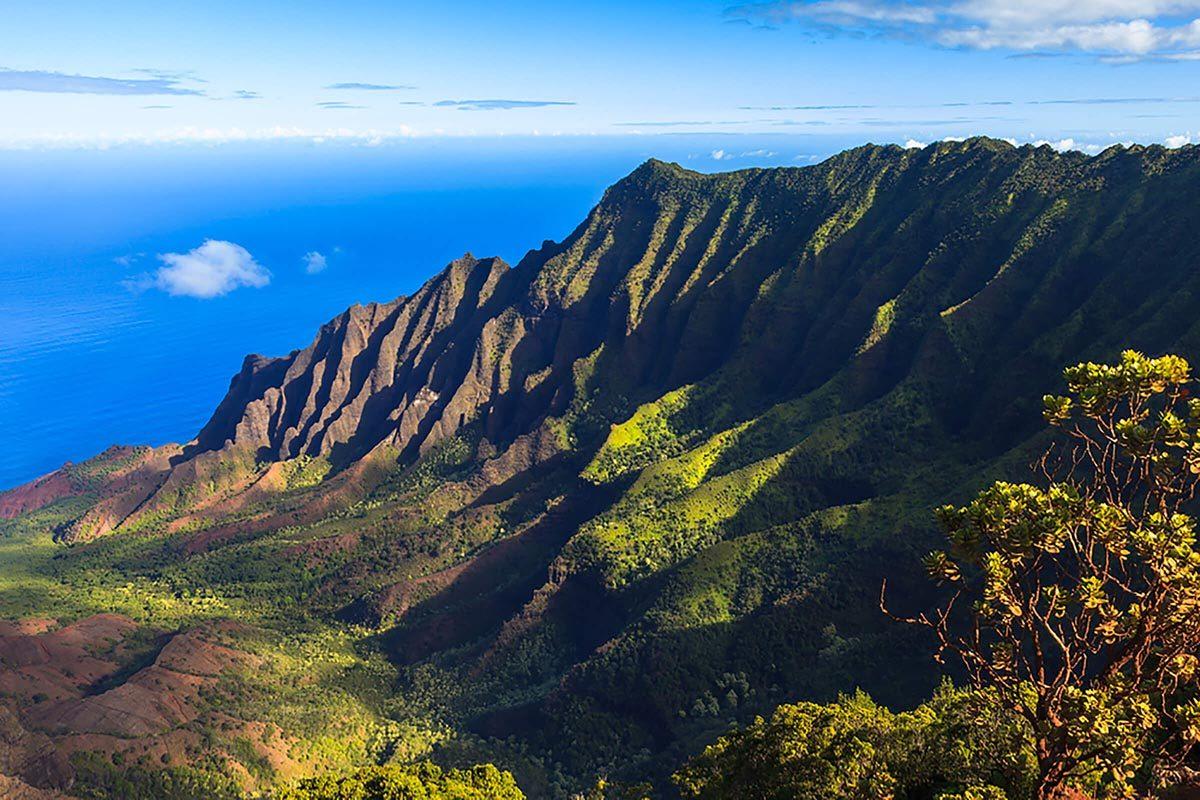 Destination au soleil : Kauai, dans l'archipel d'Hawaï.
