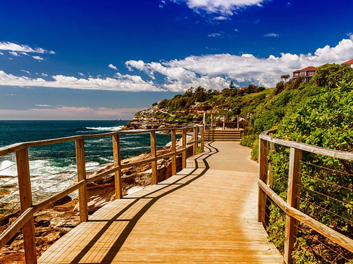 Destination au soleil : Sunshine Beach, en Australie.