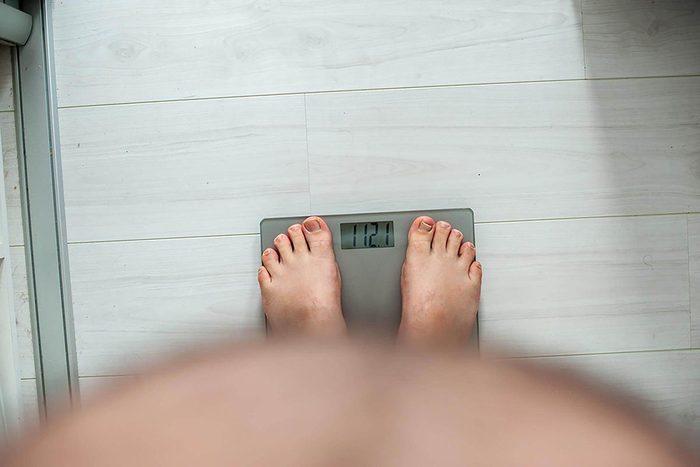 Diabète Glycémie : un gain de poids peut être un symptôme.