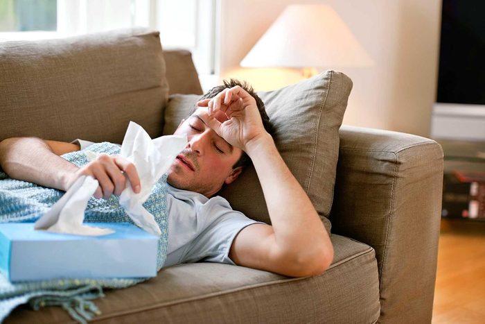 Le diabète ne rend pas plus sensible au rhume.