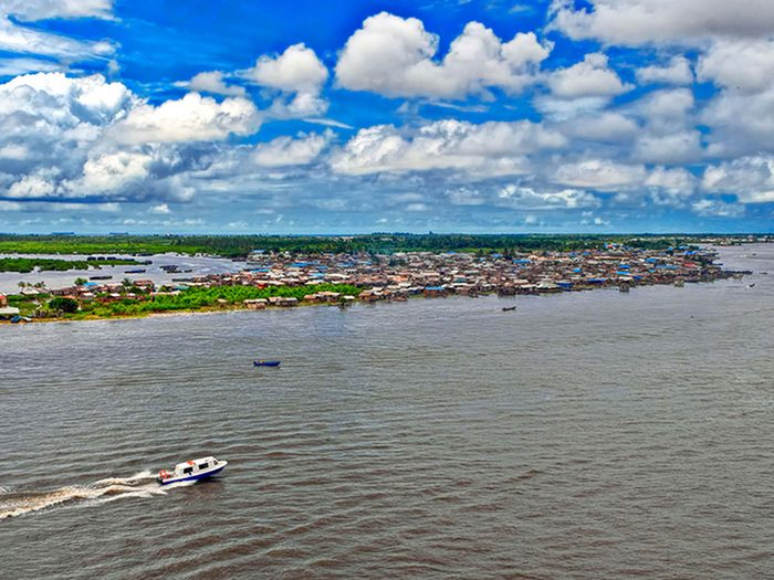 Penser que Lagos est la capitale du Nigéria est une erreur de géographie.