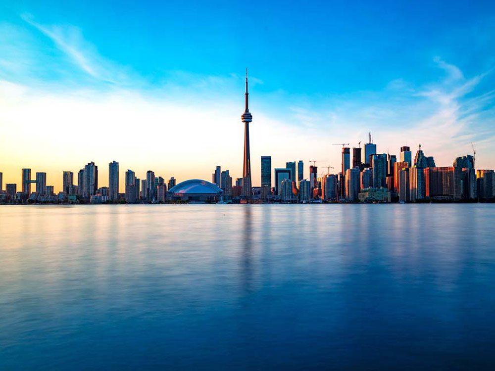 Penser que Toronto est la capitale du Canada est une erreur de géographie.