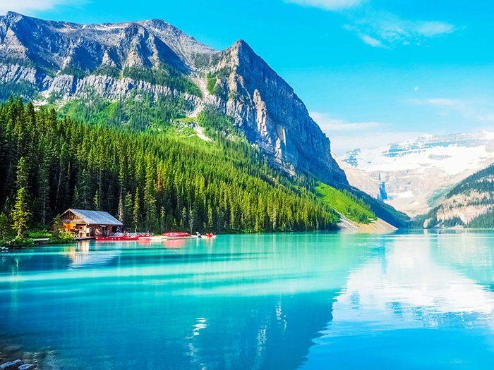 Penser que le Canada est le plus grand pays du monde est une erreur de géographie.