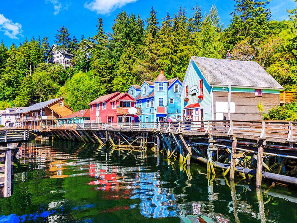Penser que l'Alaska a la plus petite population des États-Unis est une erreur de géographie.