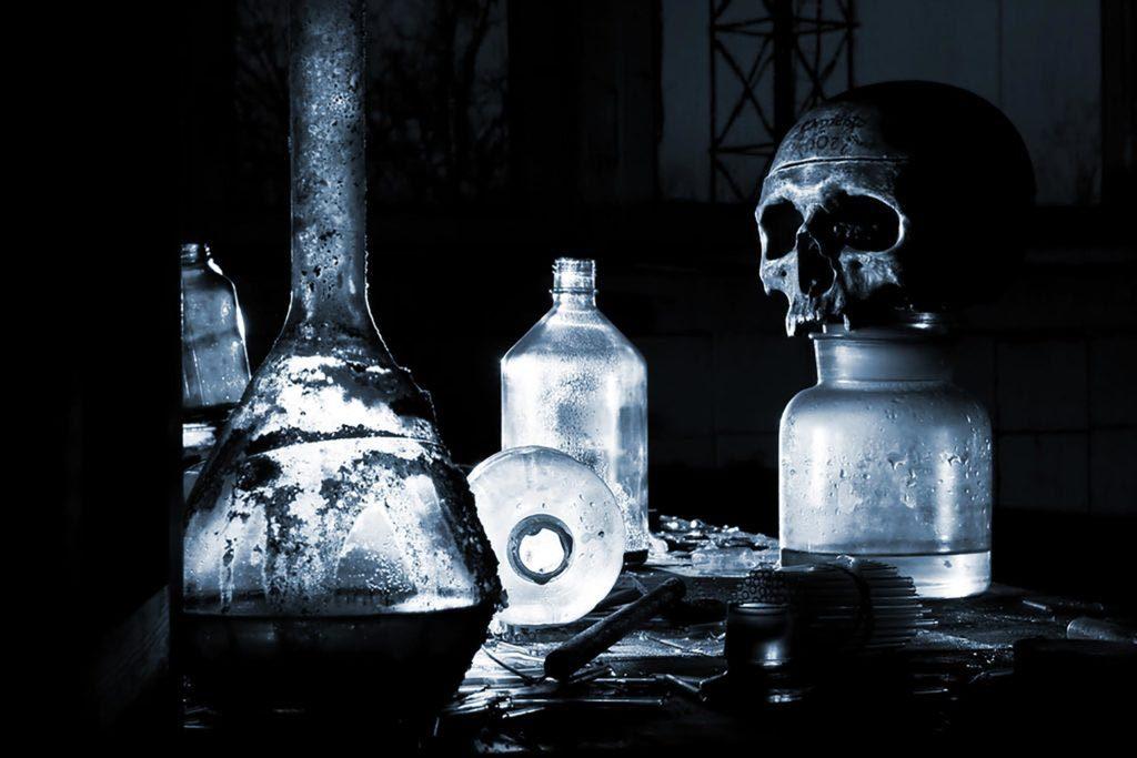 Les fantômes du laboratoire médical de Vic Tandy n'ont jamais existé.