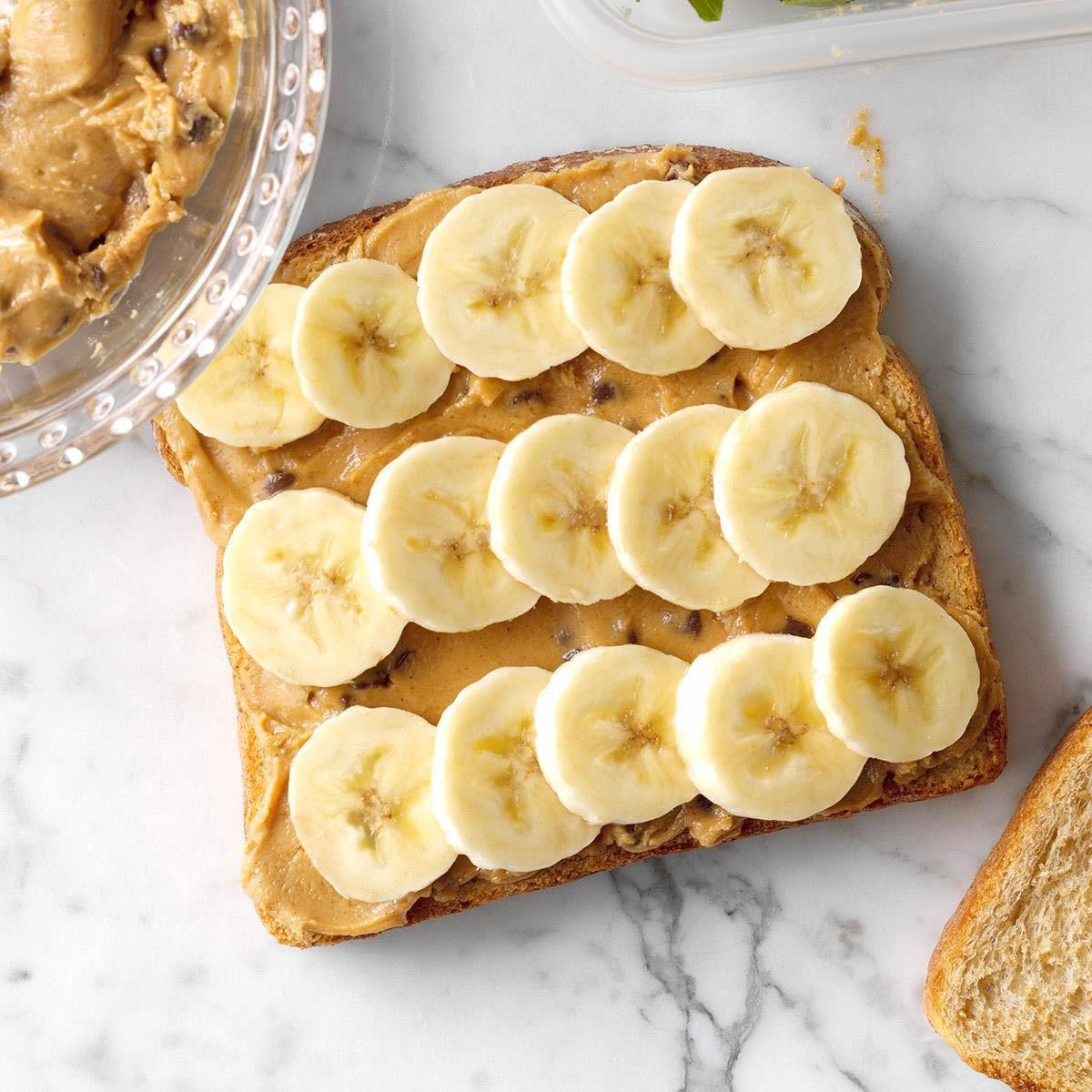 Les glucides des bananes sont bons pour la santé.