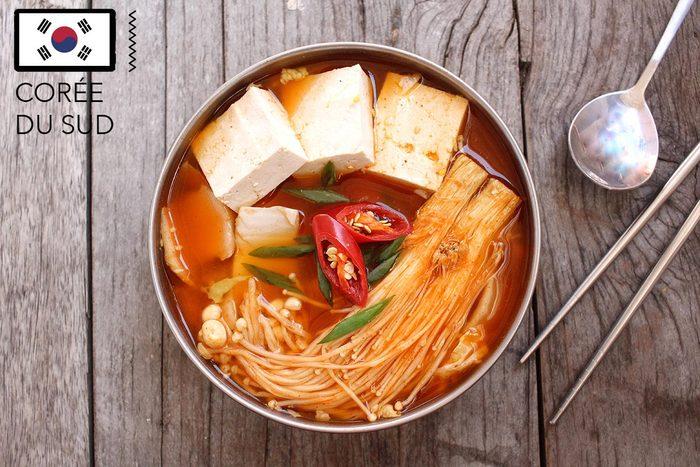 Gueule de bois :en Corée du Sud, mangez du haejangguk.