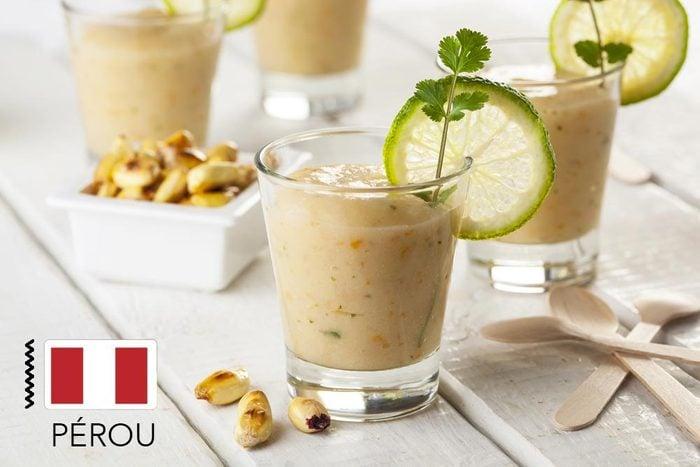 Gueule de bois : au Pérou, buvez du lait de tigre.