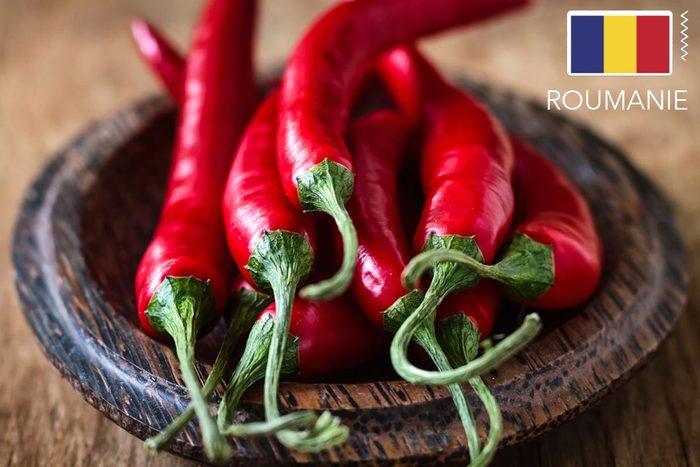 Gueule de bois : en Roumanie mangez une soupe de trip et de piment.