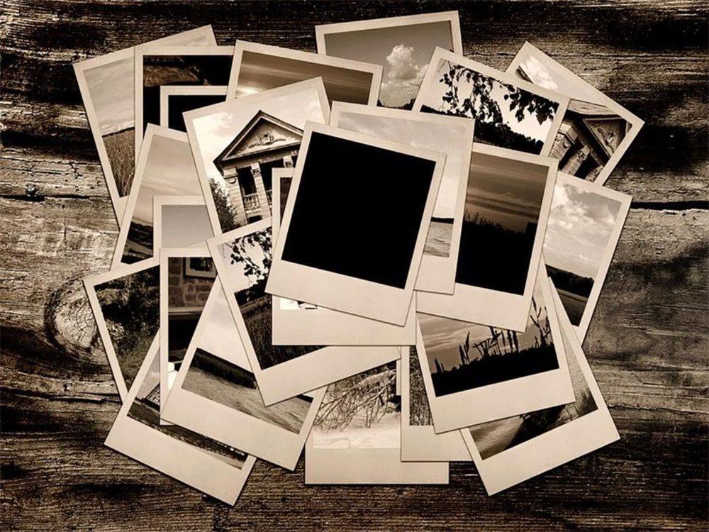 Les histoires de fantômes des photos d'«esprits».