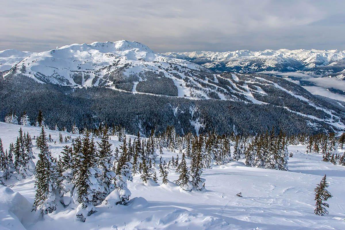Hiver au Canada : explorez la majesté de Whistler.