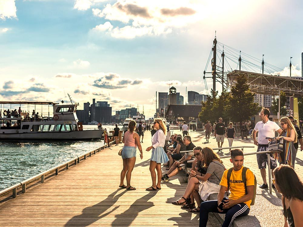 Immigrer au Canada : l'été, c'est le paradis!