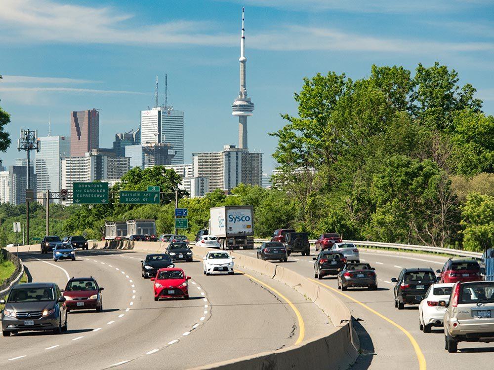 Immigrer au Canada : vous devrez peut-être prouver (encore) que vous savez conduire.