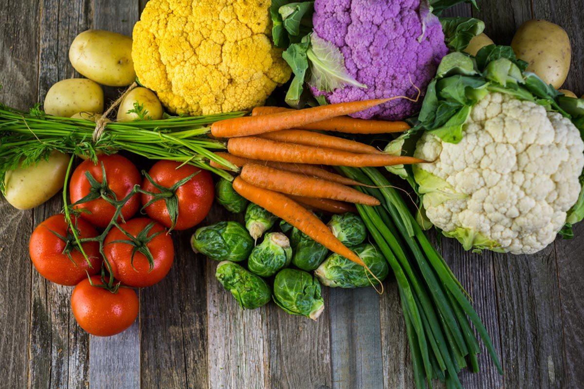 Maladie cardiaque : prenez soin de votre coeur en mettant de la couleur dans votre assiette.