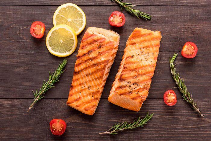 Maladie cardiaque : faites le plein d'oméga-3 avec des poissons gras.