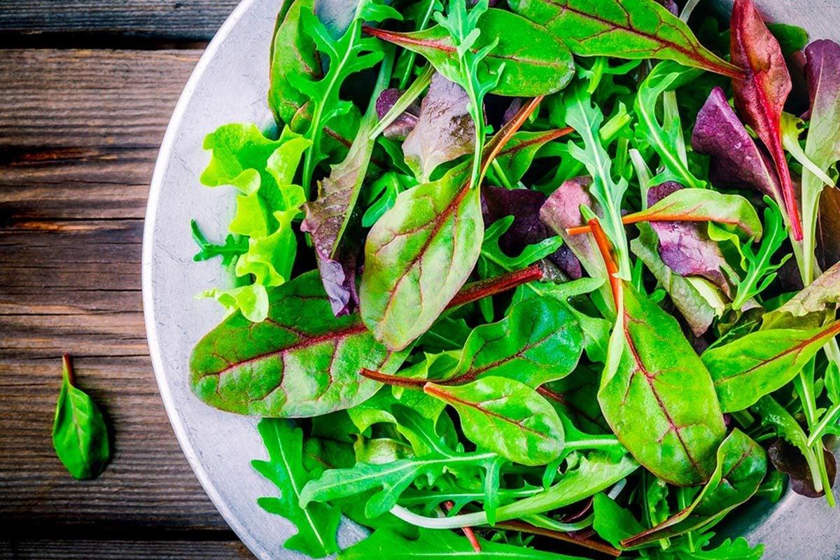 Maladie cardiaque : privilégiez les légumes à feuilles vertes.