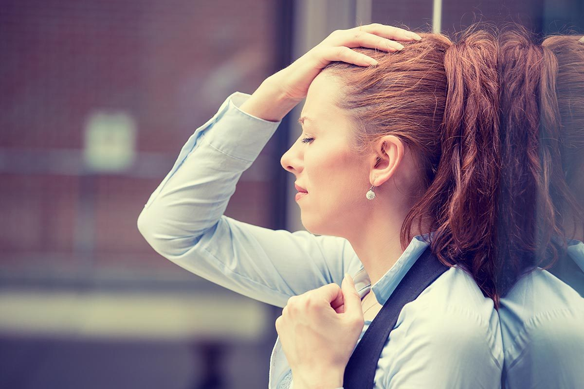Maladie chronique invalidante : la fibromyalgie.