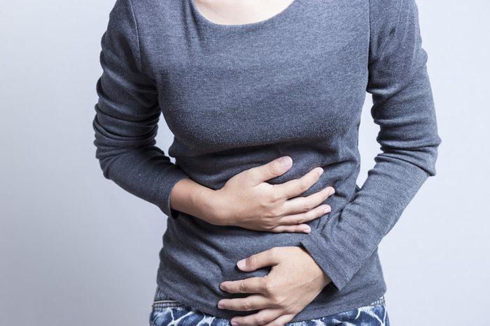 Maladie chronique invalidante : la maladie de Crohn.