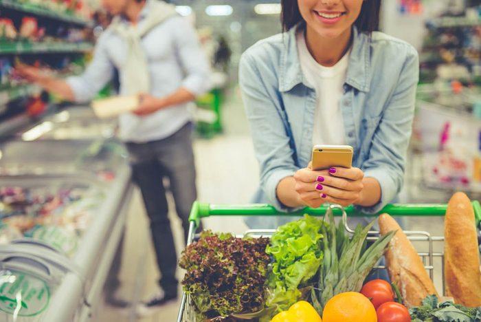 Pour manger santé, faites vous-même l'épicerie.