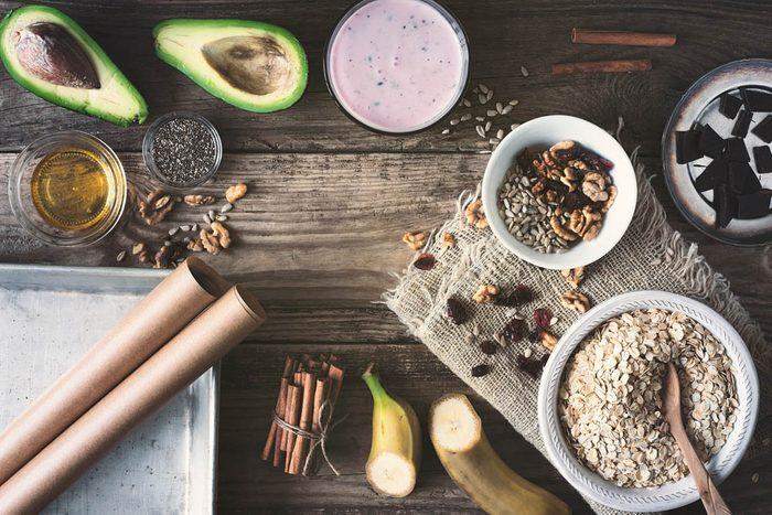 Pour manger santé, modifiez discrètement les ingrédients.