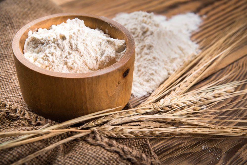 Pour manger santé, remplacez la farine blanche par de la farine complète.