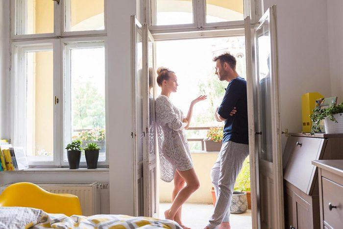 Dans un mariage heureux, la rupture n'est pas une option.