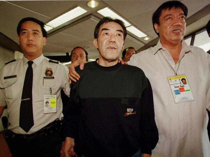 La mort de Takashi Mori était une mise en scène.