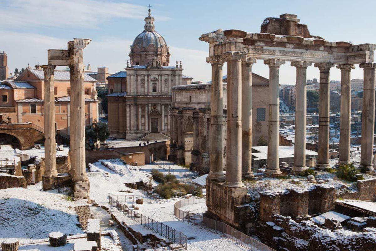 Le record de la quantité de neige tombée est détenu par un village en Italie.