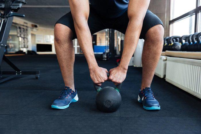Pour perdre du poids, ne faites pas d'entrainement avec excès.