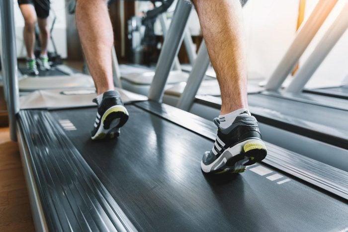 Pour perdre du poids, nous vous limitez pas à une machine elliptique.