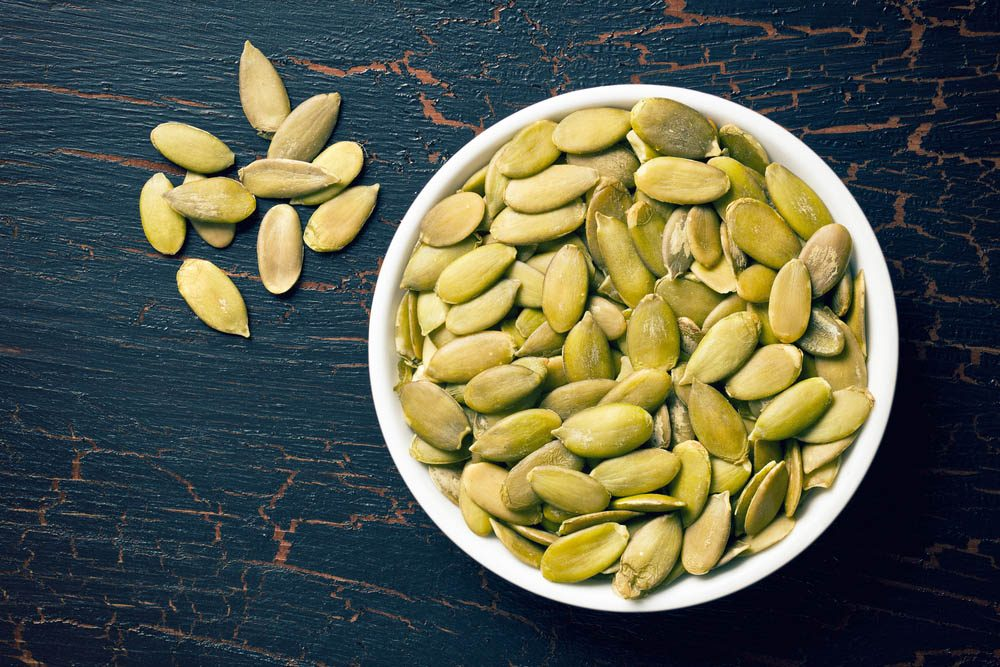 En cas de problèmes de concentration, mangez des graines de citrouille.