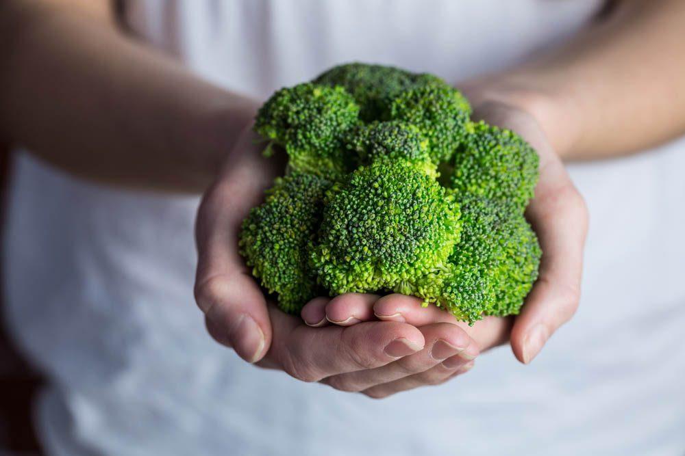 En cas de problèmes de concentration, mangez du brocoli.