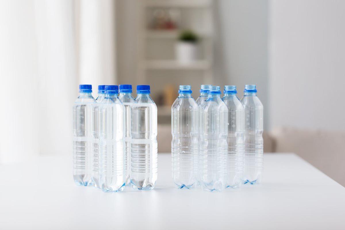 Pour réduire les factures, boudez l'eau embouteillée.