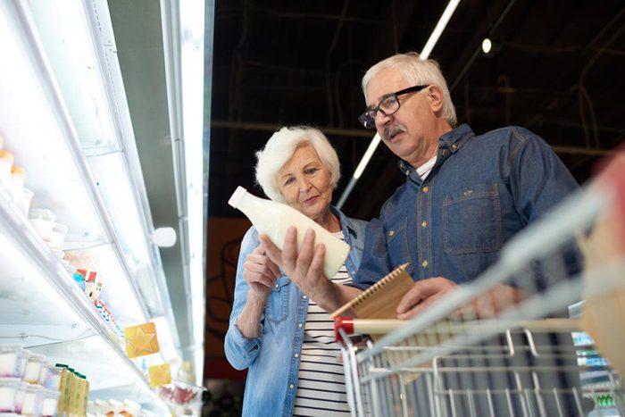 Pour réduire les factures, restez au périmètre du magasin.