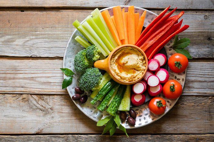 Régime végétalien : augmentez la valeur nutritive de vos collations.